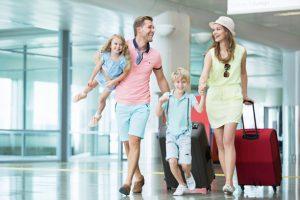 Stressfrei in den Urlaub mit unserem Flughafentransfer.