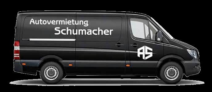 Bei uns können Sie Transporter oder Sprinter bis 3,5 t mieten.